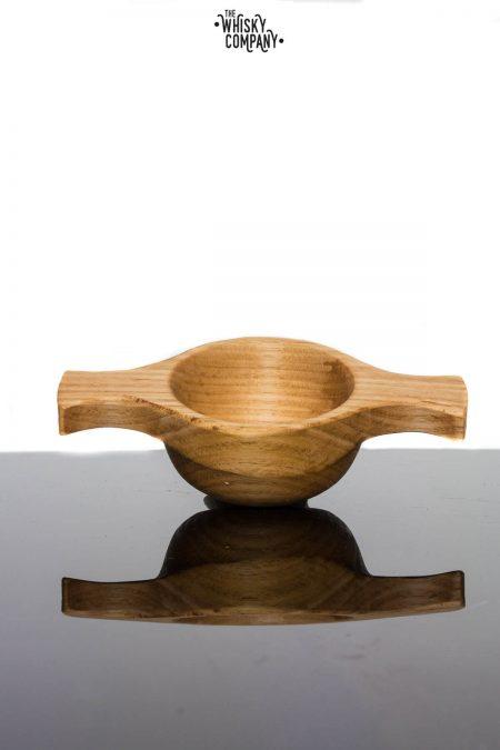Traditional Scottish Hand-Crafted Quaich Number Twenty Three
