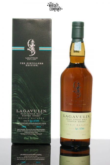 Lagavulin 1999 Distillers edition Islay Single Malt Scotch Whisky