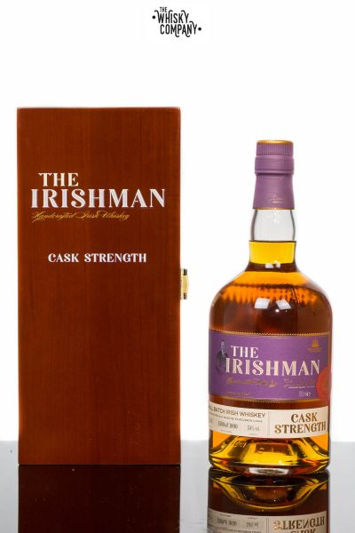 the-whisky-company-the-irishman-cask-strength (1 of 1)-2