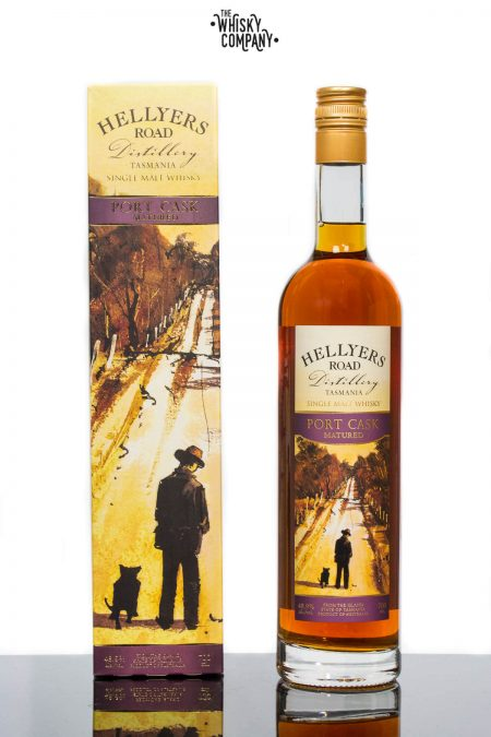 Hellyers Road Port Cask Matured Australian Single Malt Whisky (700ml)