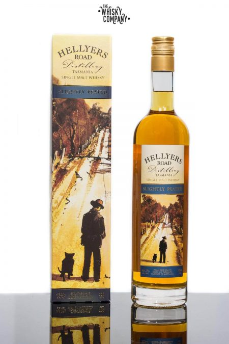 Hellyers Road Slightly Peated Australian Single Malt Whisky (700ml)