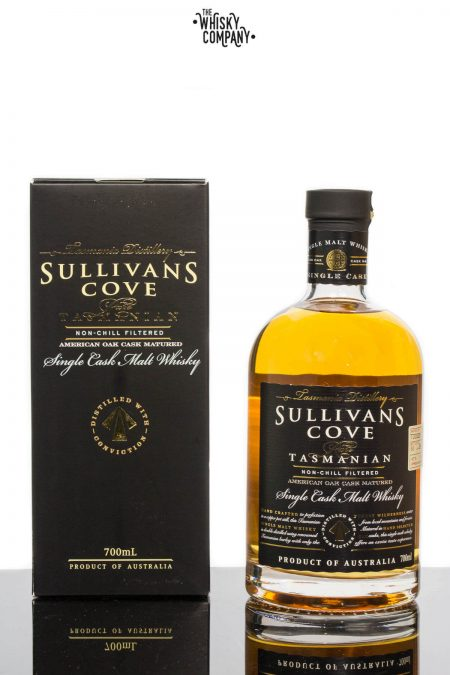 Sullivans Cove American Oak Australian Single Malt Whisky