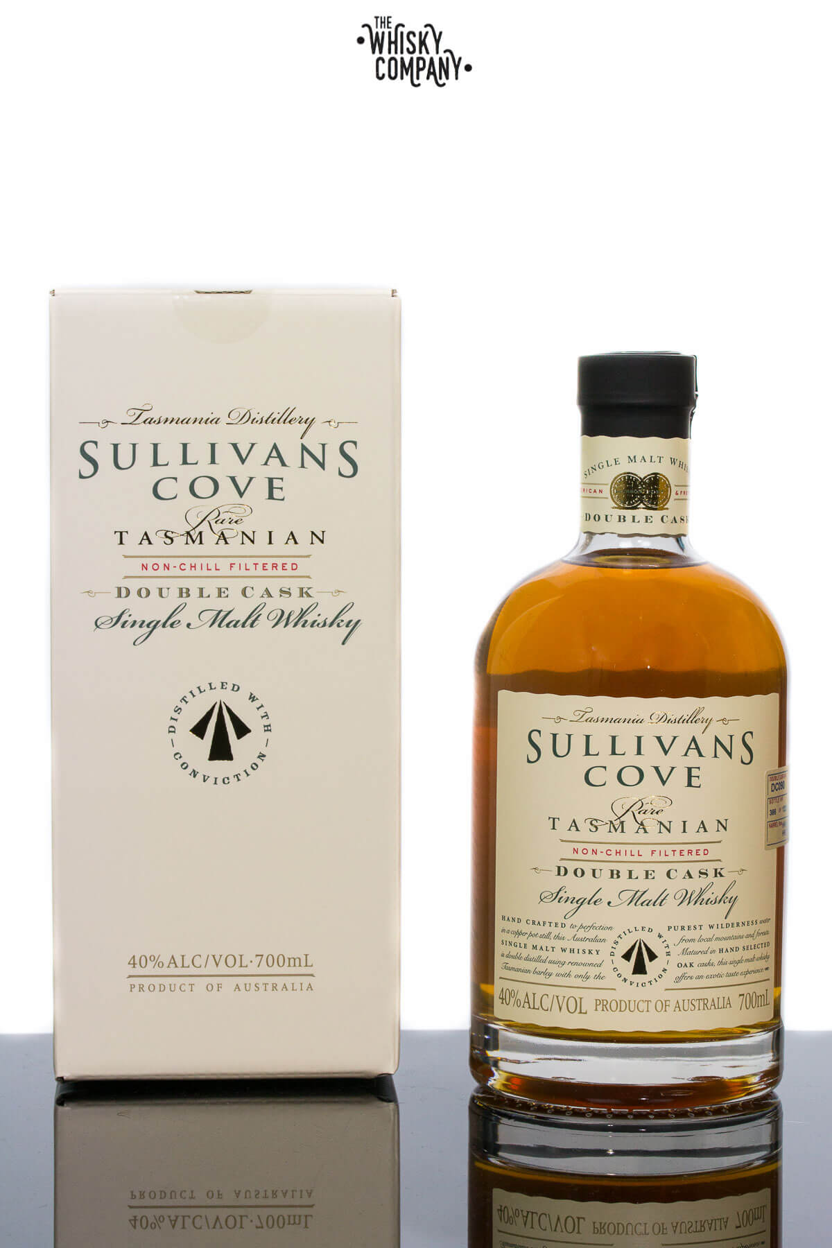 Sullivans Cove Double Cask DC085 Australian Single Malt Whisky