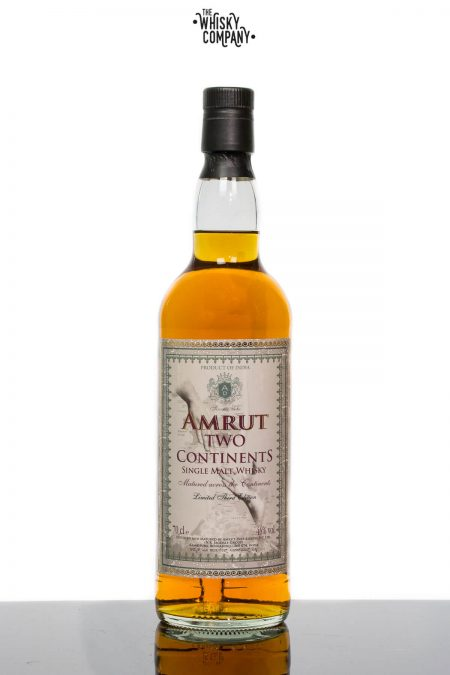 Amrut Two Continents, Limited Third Edition Single Malt Whisky (700ml)