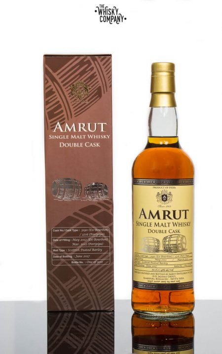 Amrut Double Cask Single Malt Whisky