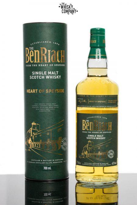 BenRiach Heart Of Speyside Single Malt Scotch Whisky (700ml)