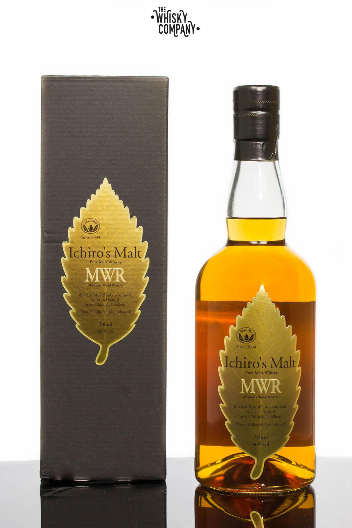 Ichiro's Malt Mizunara Wood Reserve Japanese Whisky (700ml)