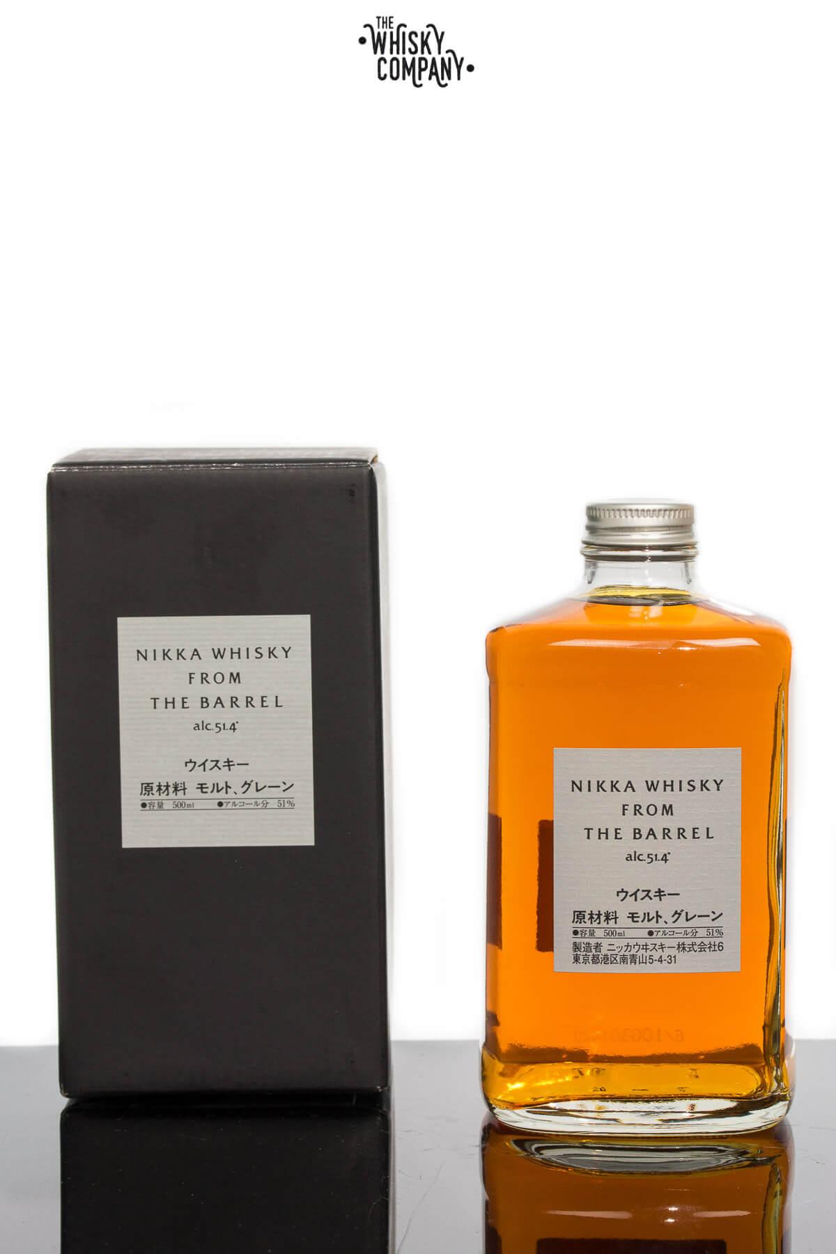 Nikka From The Barrel Japanese Whisky (500ml)
