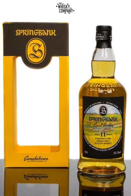Springbank Local Barley Aged 11 Years Campbeltown Single Malt Scotch Whisky (700ml)