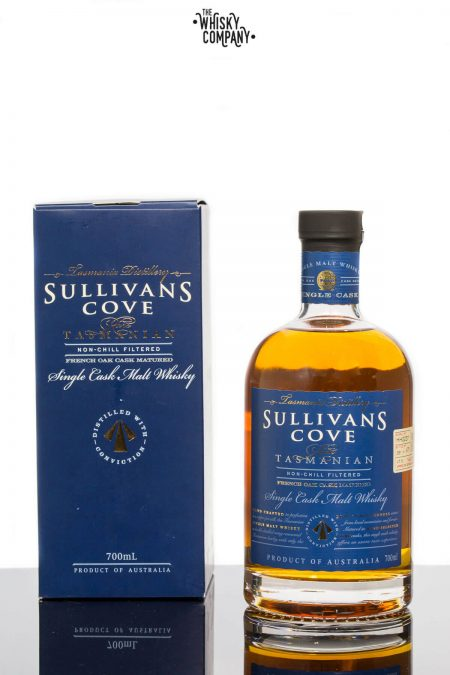 Sullivans Cove French Oak Australian Single Malt Whisky (700ml)