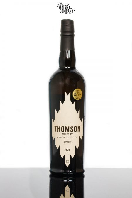 Thomson Two Tone Release New Zealand Whisky