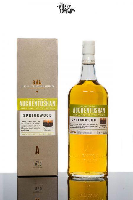 Auchentoshan Springwood Single Malt Scotch Whisky (1000ml)