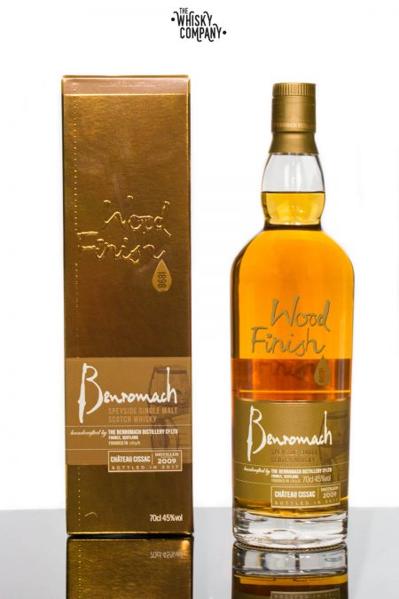 Benromach Chateau Cissac Finish Speyside Single Malt Scotch Whisky (700ml)