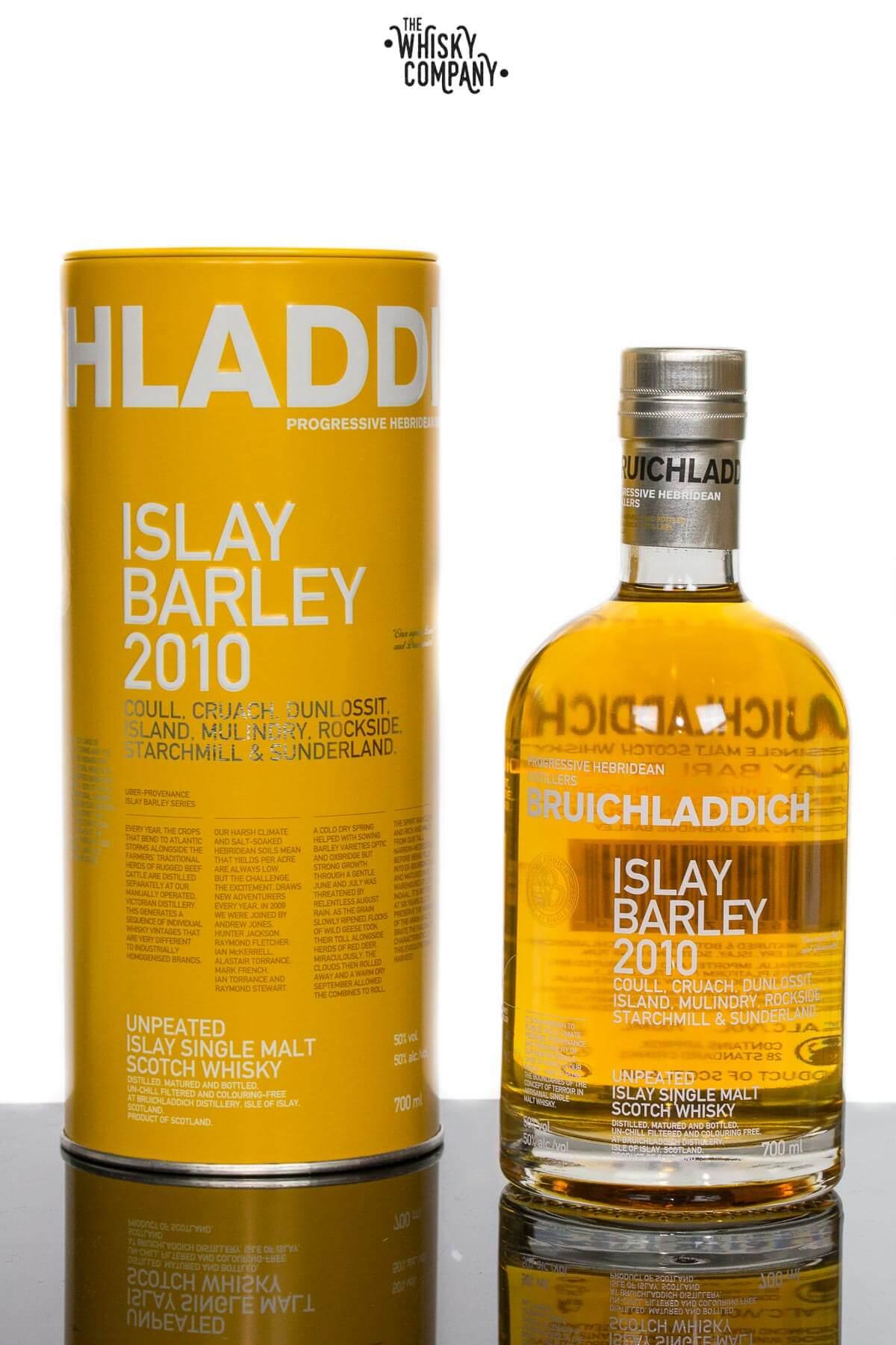 Bruichladdich 2010 Islay Barley Single Malt Scotch Whisky (700ml)