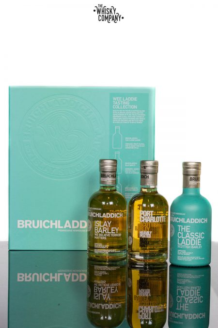 Bruichladdich Wee Laddie Tasting Collection (3 x 200ml)