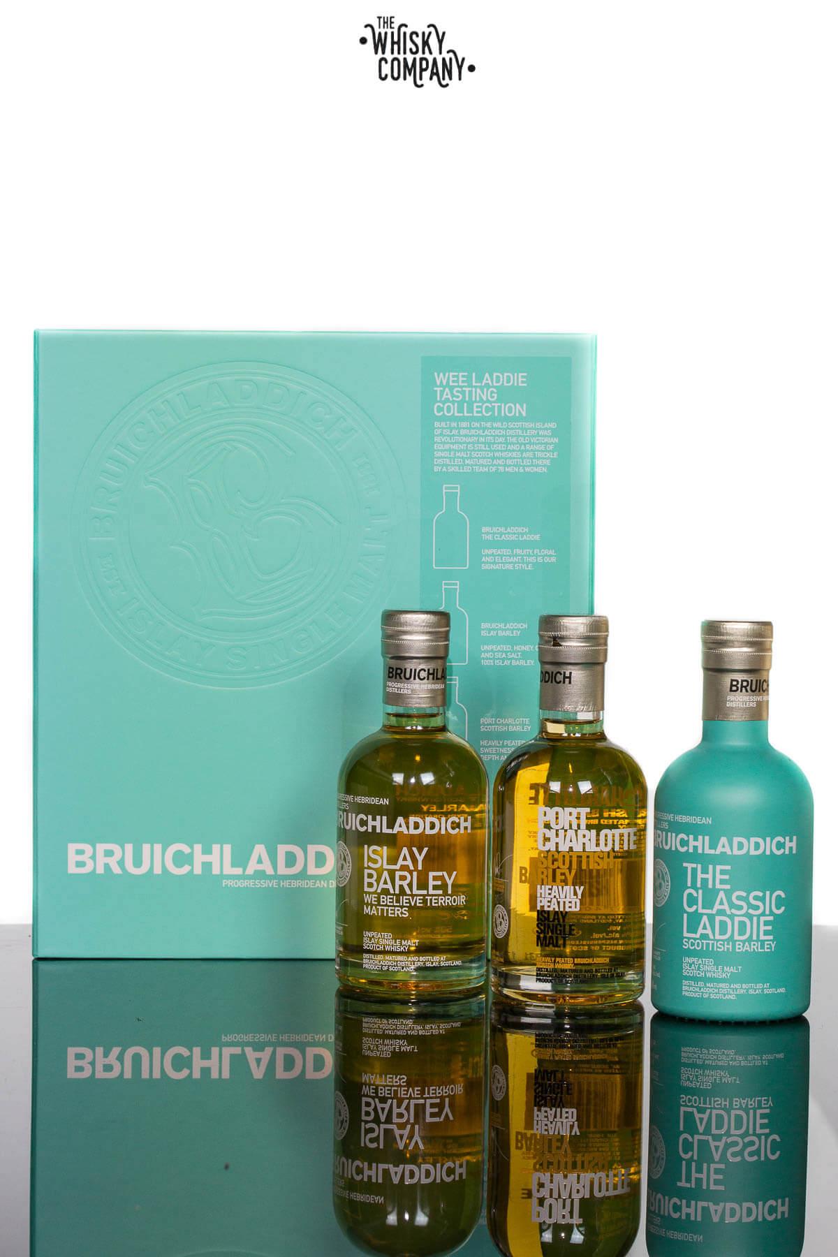 Bruichladdich Wee Laddie Tasting Collection (3 x 200ml)