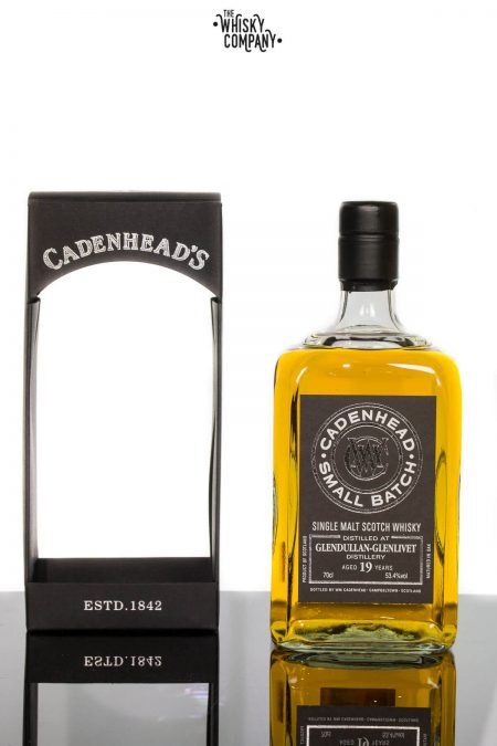 Cadenhead 1996 Glendullan-Glenlivet Aged 19 Years Single Malt Scotch Whisky 700ml