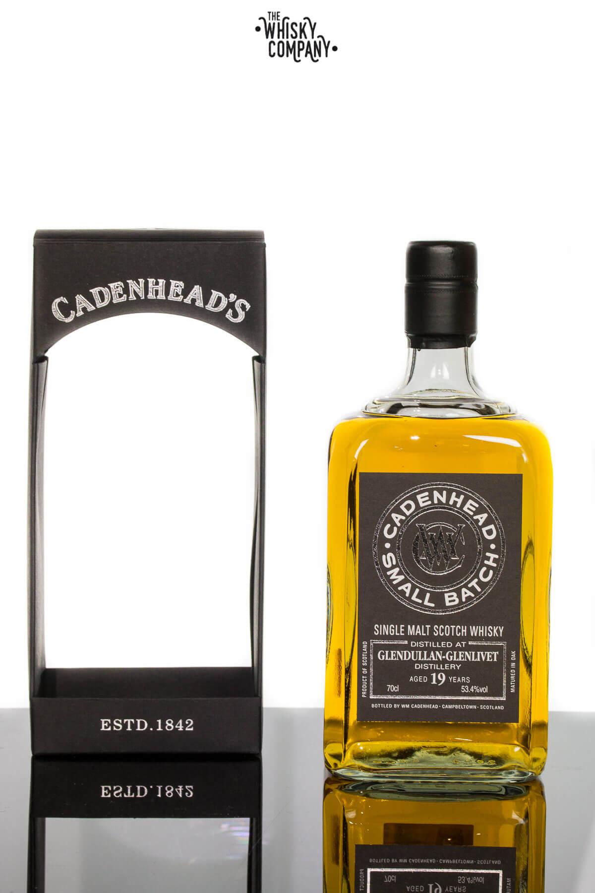 Cadenhead 1996 Glendullan-Glenlivet Aged 19 Years Single Malt Scotch Whisky 700ml
