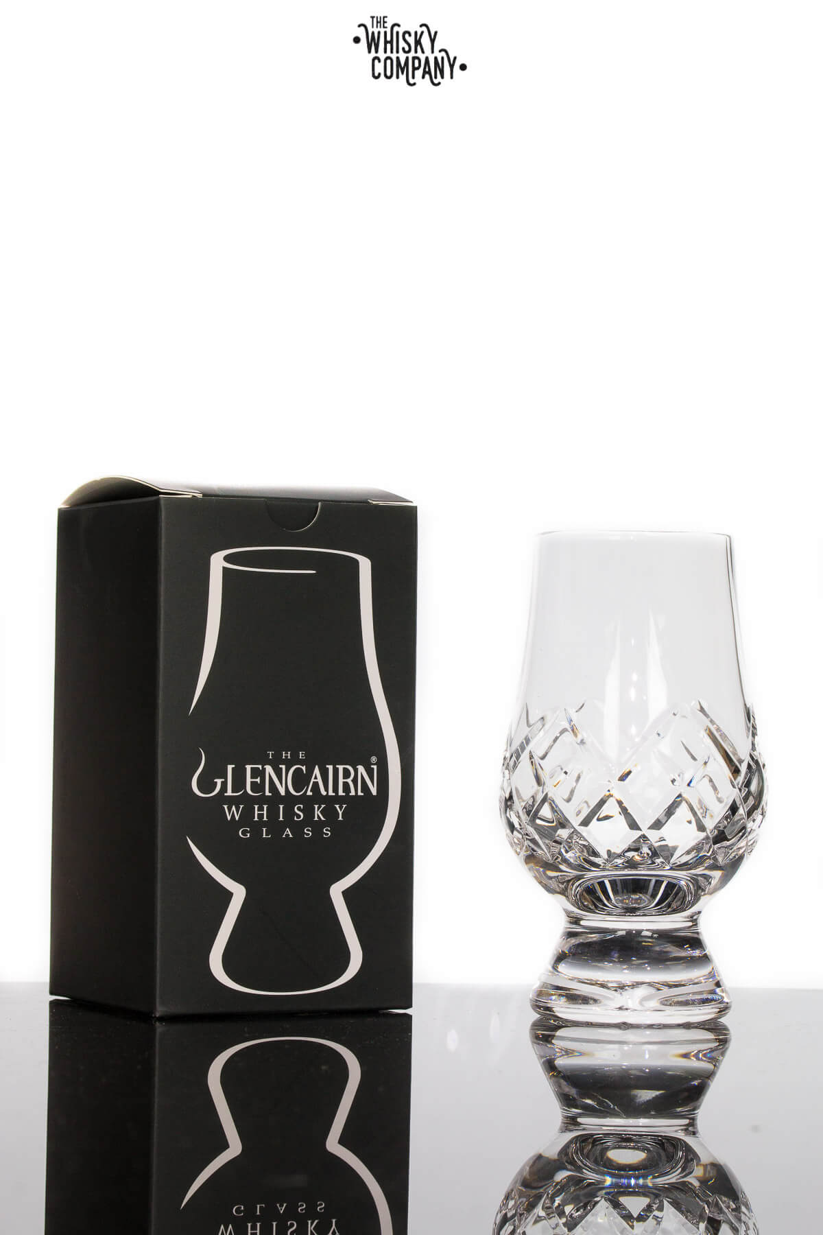 Glencairn Cut Crystal Glass In Presentation Box