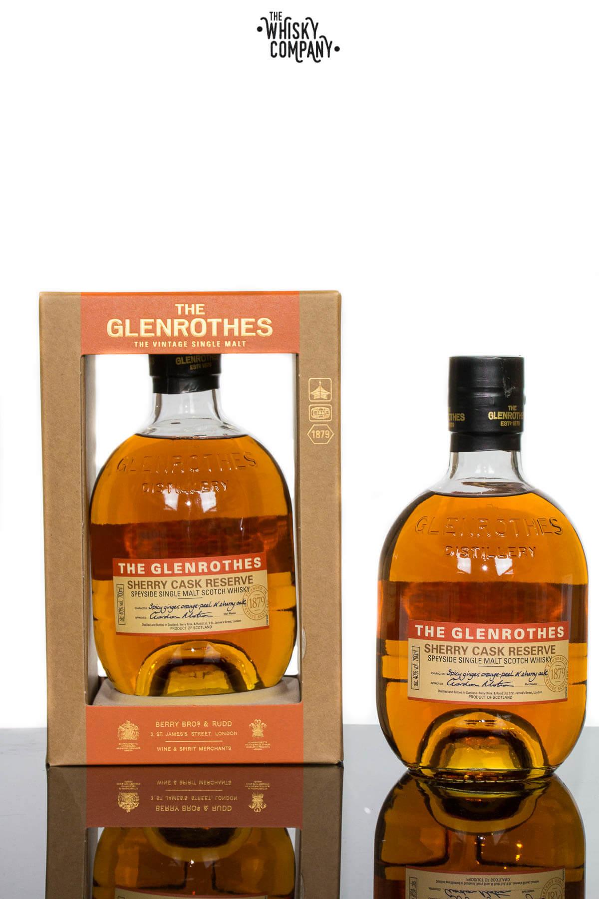 Glenrothes Sherry Cask Reserve Single Malt Scotch Whisky (700ml)