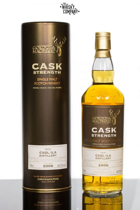 Caol Ila 2006 Cask Strength Islay Single Malt Scotch Whisky - Gordon & MacPhail (700ml)