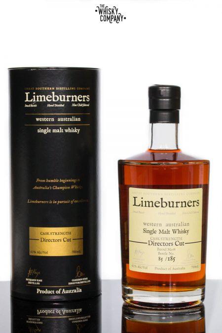 Limeburners Directors Cut M268 Muscat Finished Cask Strength Small Batch Australian Single Malt Whisky (700ml)