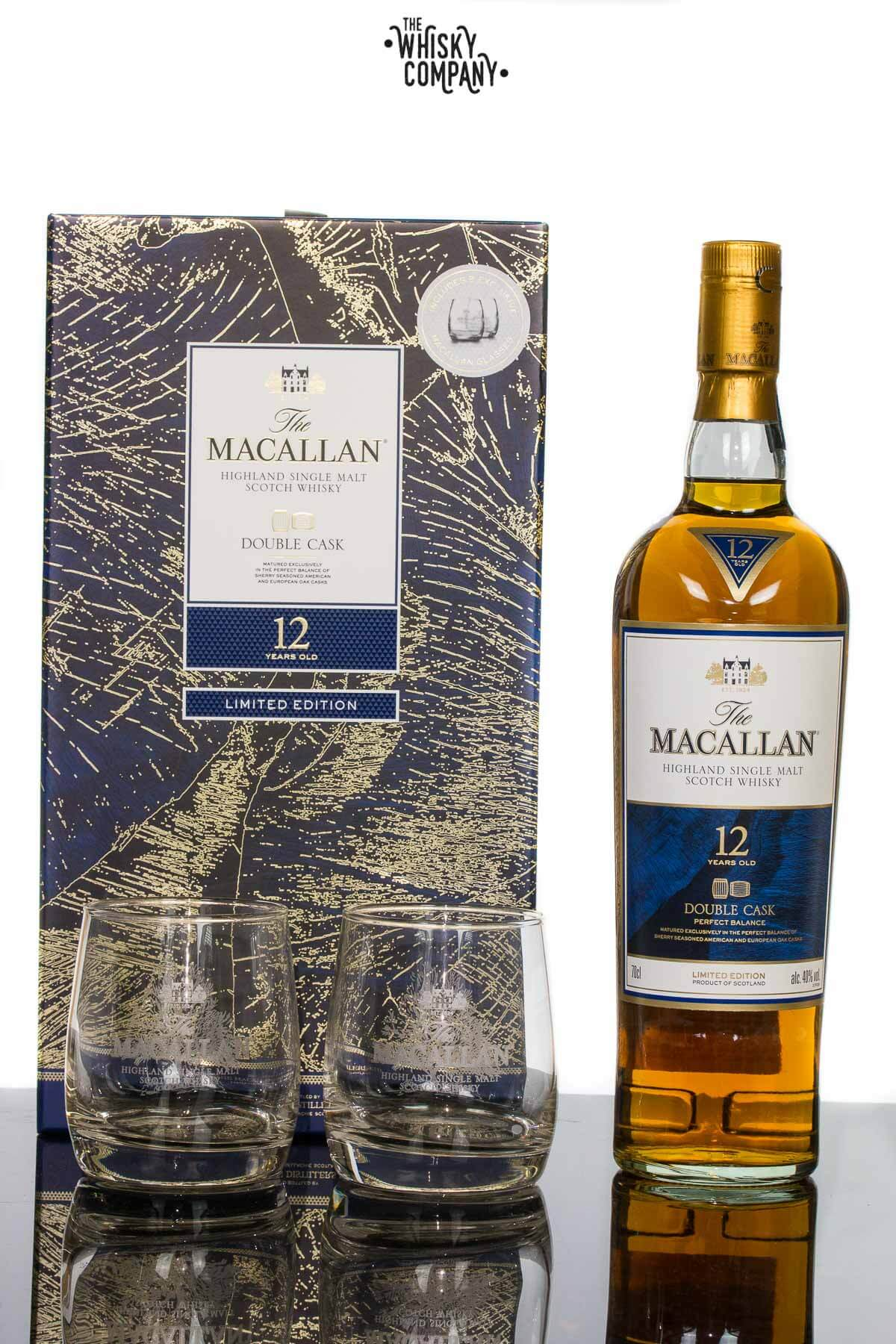 The Macallan Double Cask 12 Years Old Limited Edition Single Malt Scotch Whisky (700ml)