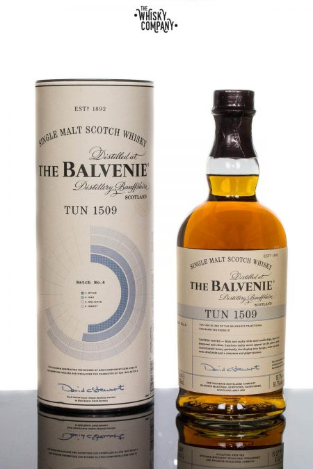 The Balvenie Tun 1509 Batch 4 Speyside Single Malt Scotch Whisky (700ml)