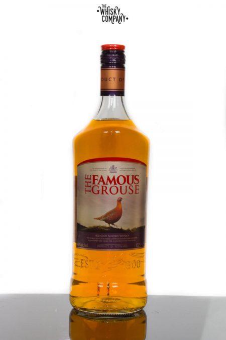 The Famous Grouse Blended Scotch Malt Whisky 1.125 Litre Bottle