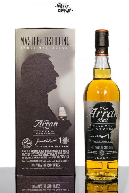 Arran The James MacTaggart Anniversary Single Malt Scotch Whisky (700ml)