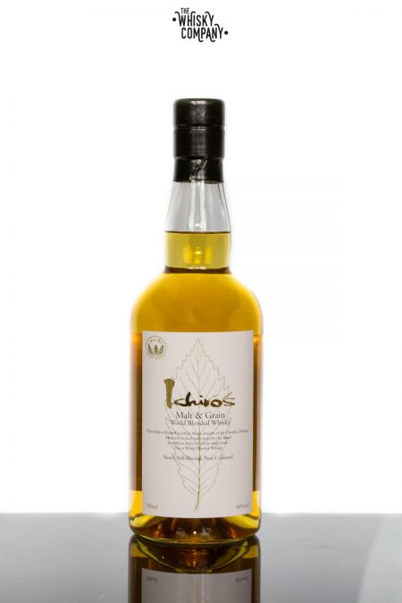 Ichiro's Malt & Grain Blended Japanese Whisky (700ml)