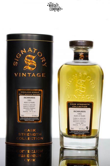 Inchmurrin 1993 Aged 23 Years (cask 2856) Single Malt Scotch Whisky - Signatory Vintage (700ml)
