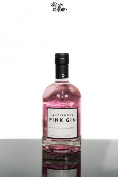 The Antipodes Organic Pink Gin