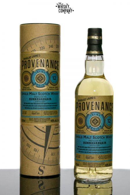 Bunnahabhain 2005 Provenance (Cask 11899) Aged 12 Years Single Cask Scotch Whisky - Douglas Laing (700ml)