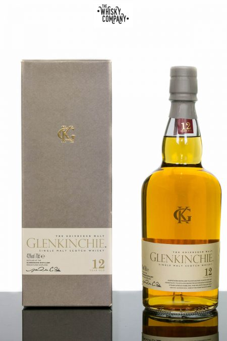 Glenkinchie 12 Years Old Single Malt Scotch Whisky (700ml)