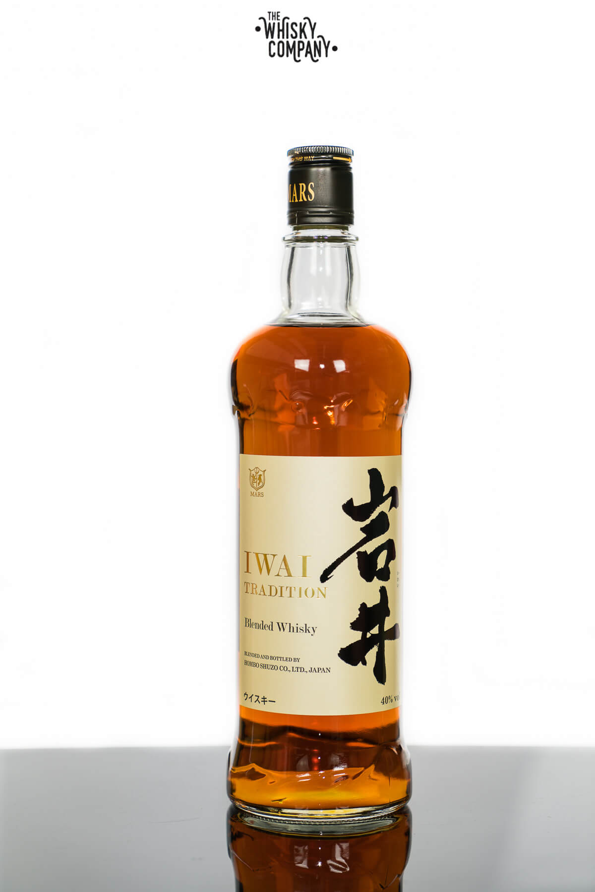 Mars IWAI Traditional Japanese Whisky (750ml)