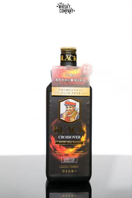 Nikka Black Crossover Rich & Smoky Blended Japanese Whisky (700ml)