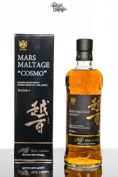 Mars Maltage Cosmo Japanese Blended Whisky (700ml)