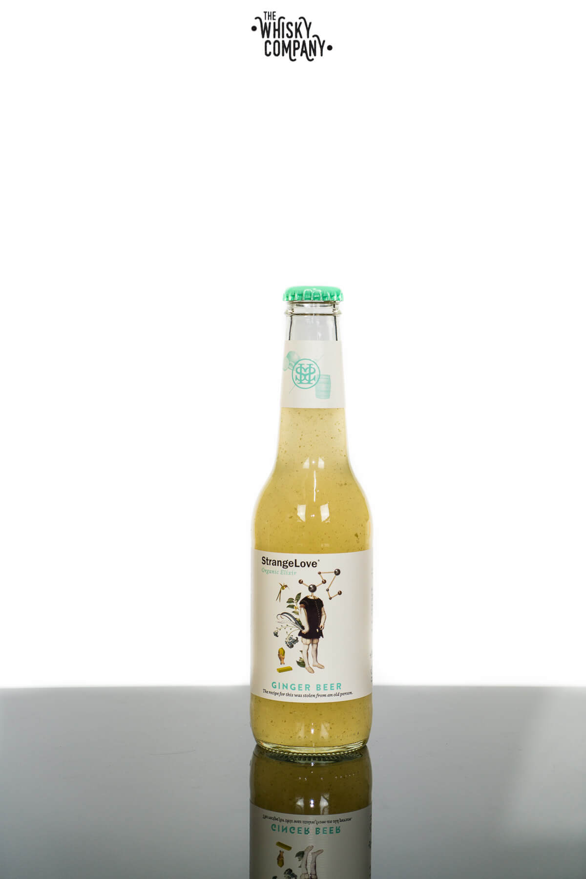 StrangeLove Organic Ginger Beer (275ml)