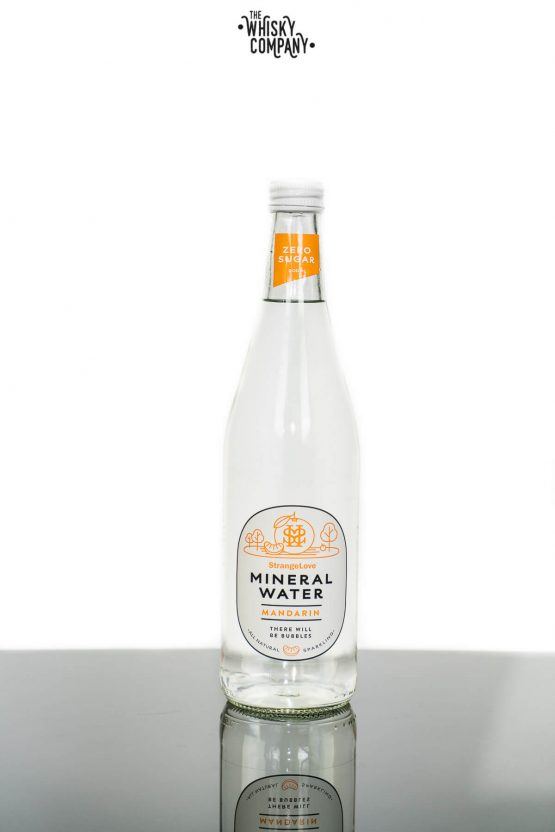 StrangeLove Sparkling Mandarin Mineral Water 500ml