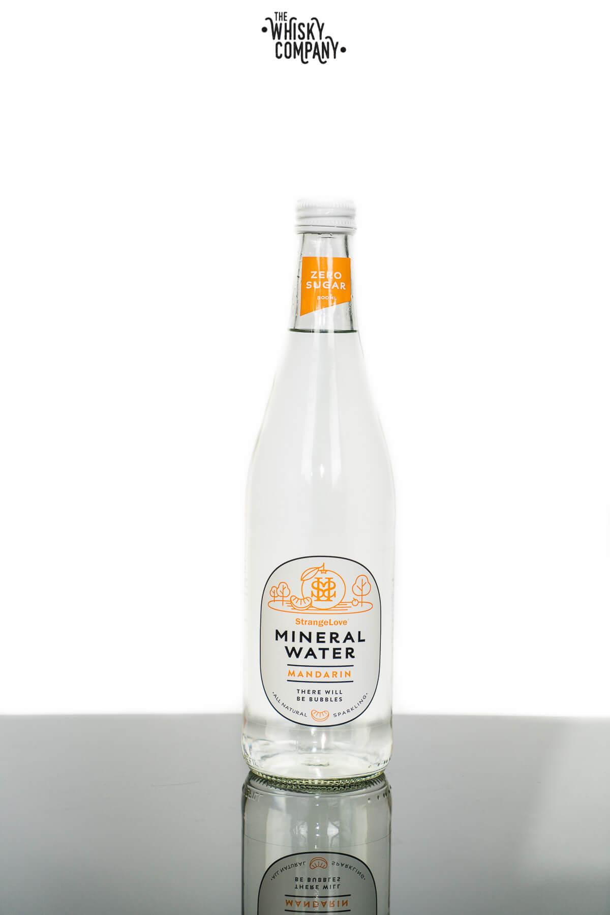 StrangeLove Mandarin Mineral Water (500ml)