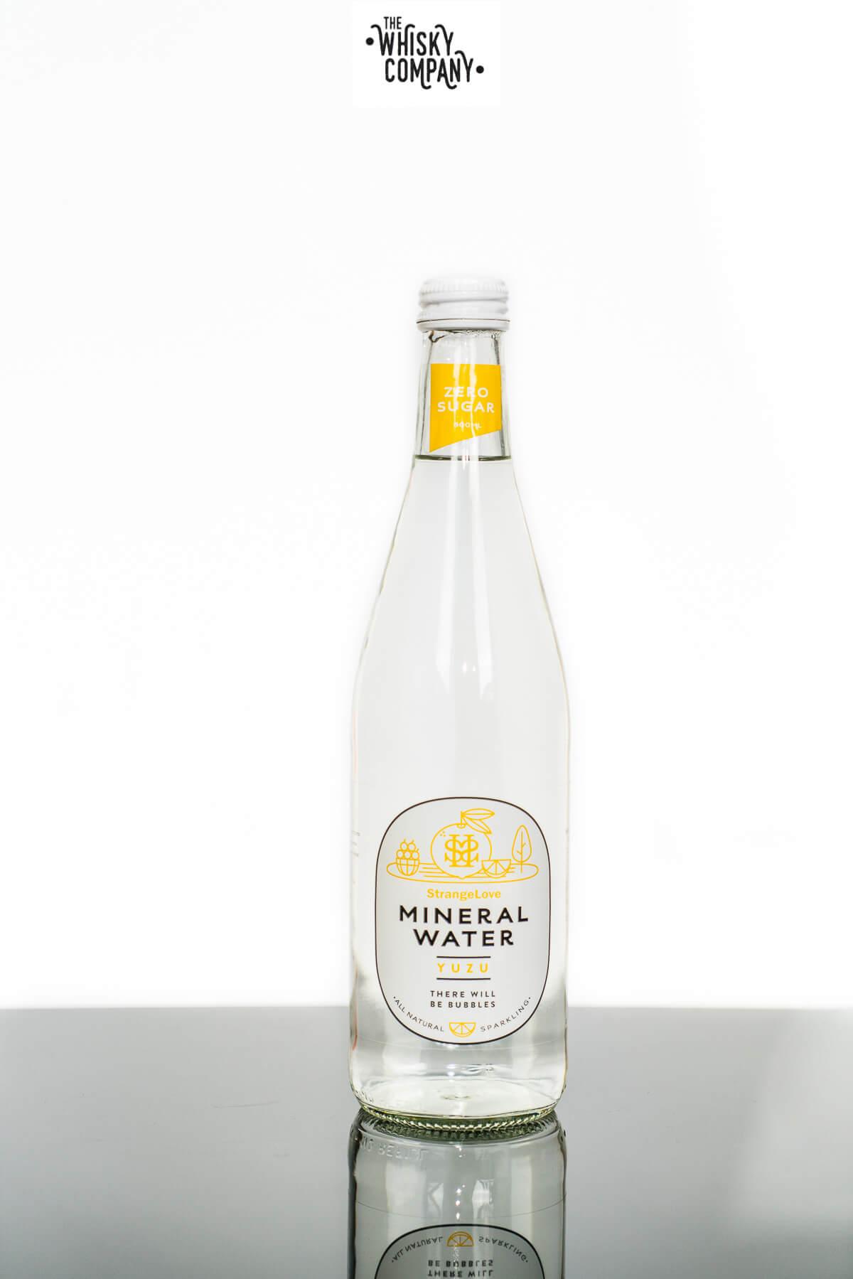 StrangeLove Yuzu Mineral Water (500ml)