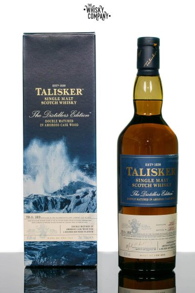 Talisker The Distillers Edition Island Single Malt Scotch Whisky