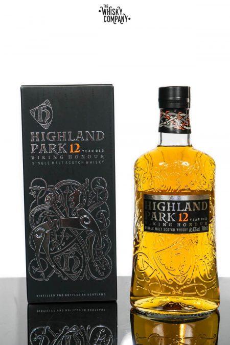 Highland Park Aged 12 Years Island Single Malt Scotch Whisky (700ml)