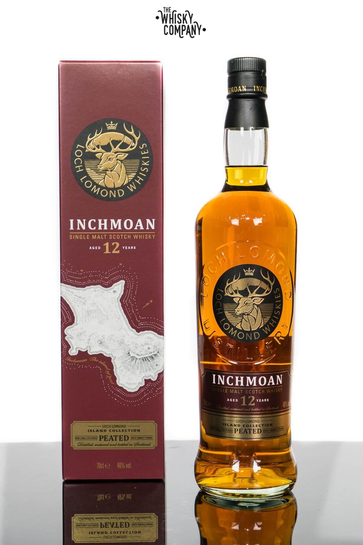 Inchmoan Aged 12 Years Highland Single Malt Scotch Whisky (700ml)