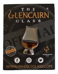 Glencairn Glass Pin Badge