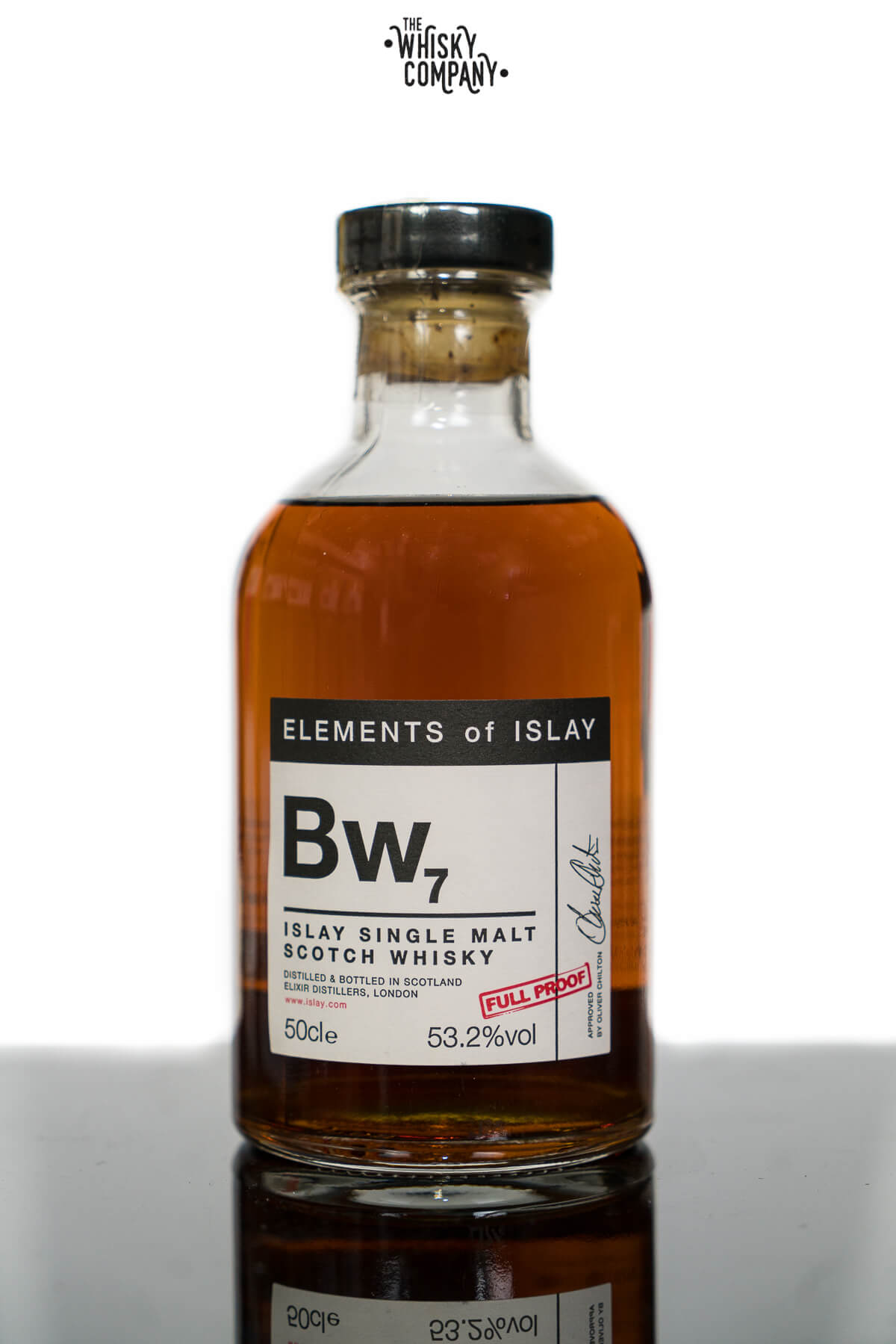 Elements Of Islay Bw7 Islay Single Malt Scotch Whisky (500ml)