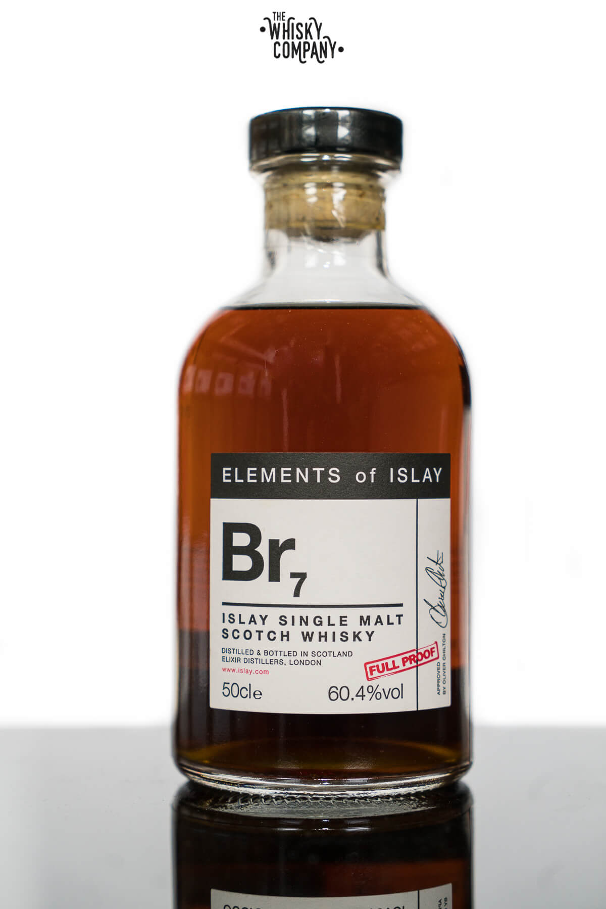 Elements Of Islay Br7 Islay Single Malt Scotch Whisky (500ml)
