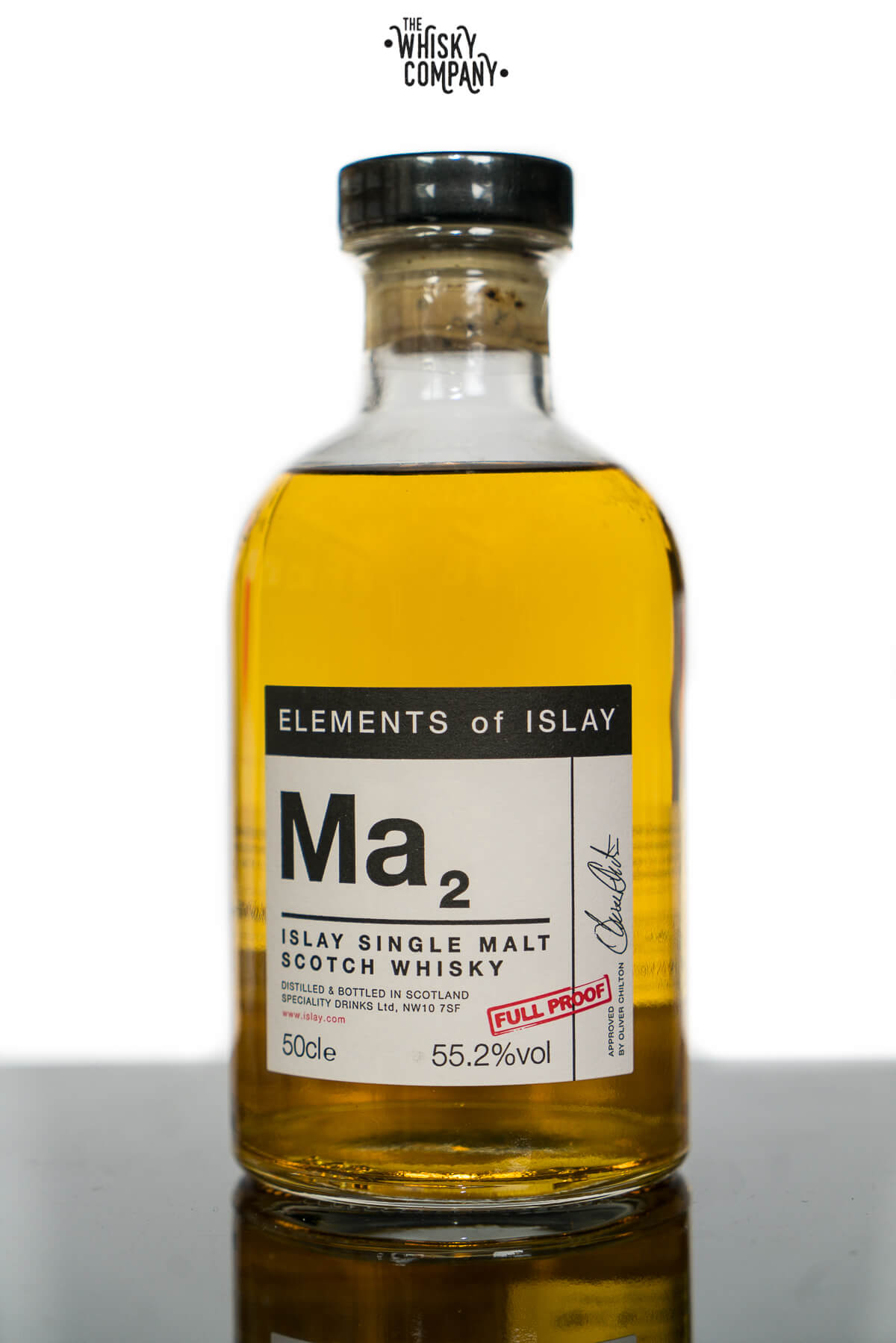 Elements Of Islay Ma2 Islay Single Malt Scotch Whisky (500ml)