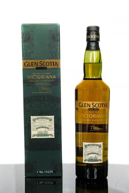 Glen Scotia Victoriana Campbeltown Single Malt Scotch Whisky (700ml)